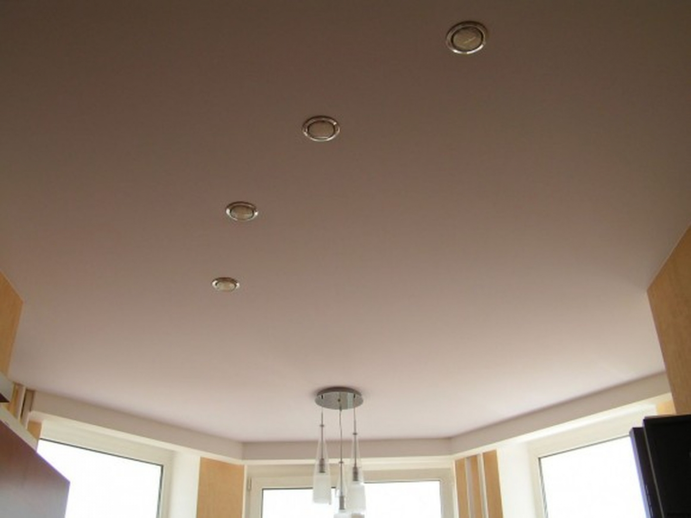 Тканевый натяжной потолок Clipso - 14м2